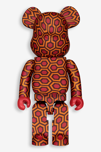 MEDICOM TOY 'THE SHINING' BE@RBRICK 1000% MULTI-COLOURED