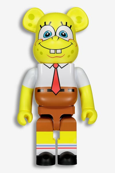 Medicom Toy BE@RBRICK Sponge Bob 1000% Multi-Coloured