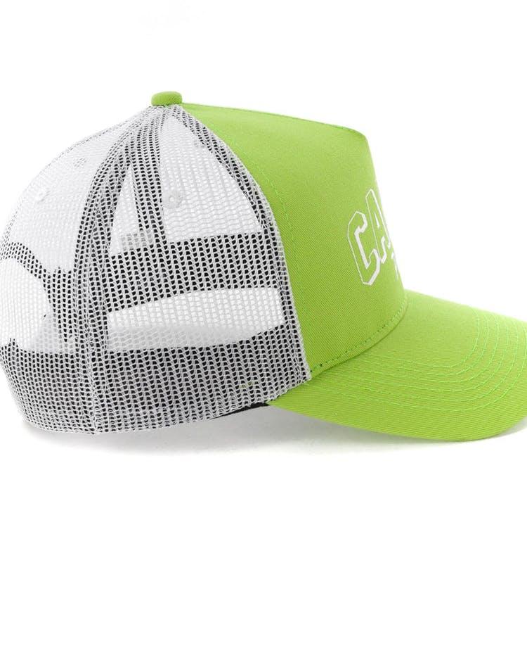 4c43b354 Carré Brilliant Trucker Hat Neon Green – Culture Kings