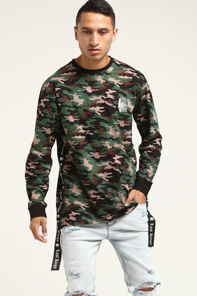 Last Kings Ultimate LS Tee Camo