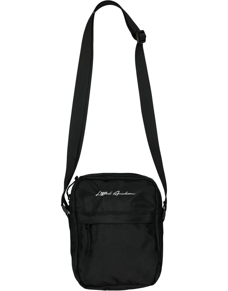 Lifted Anchors Mercury Side Bag Black