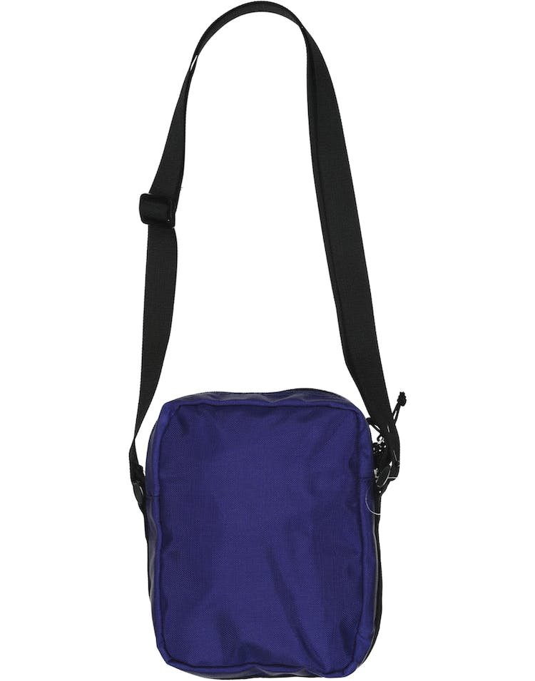 Lifted Anchors Mercury Side Bag Navy