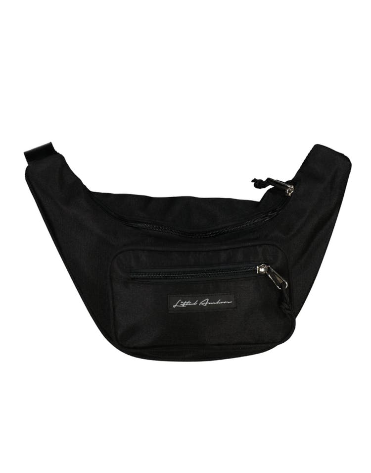 Lifted Anchors Roddy Bumbag Black