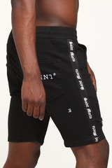 Saint Morta Verse X Walk Short Black