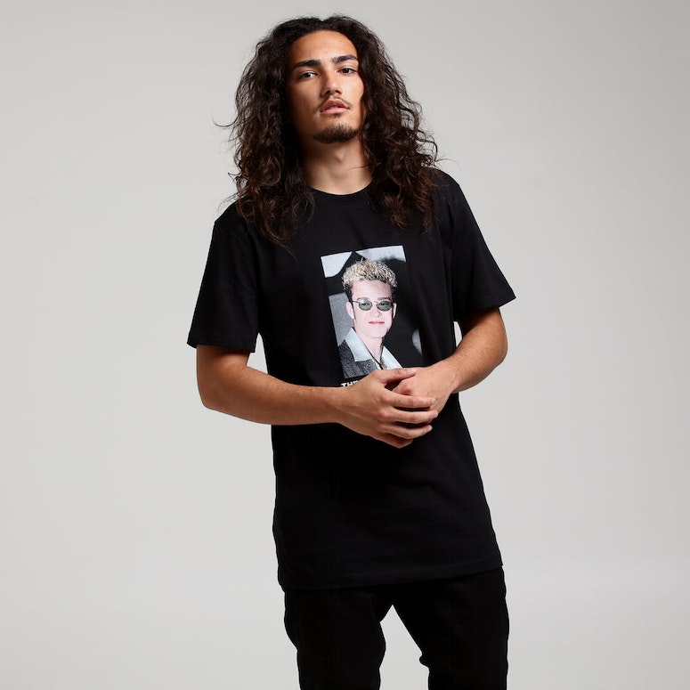 Goat Crew The Real Tee Black