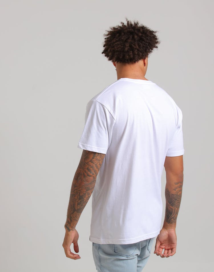 Draft Day No Goals SS Tee White