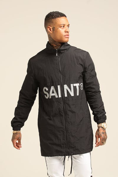 Saint Morta Paradox Windbreaker Black/3M