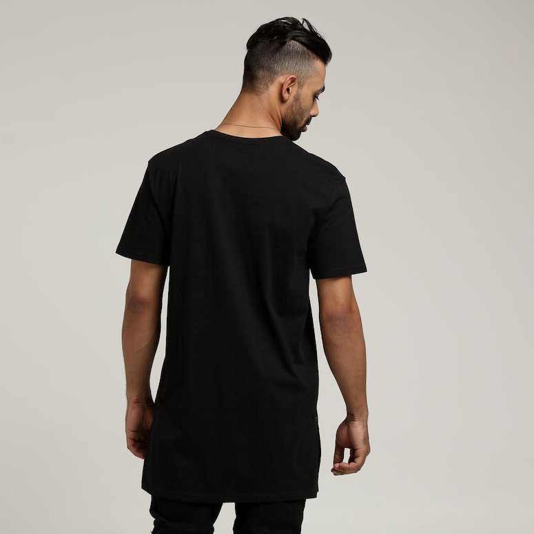 Carré Merged Capone SS Tee Black