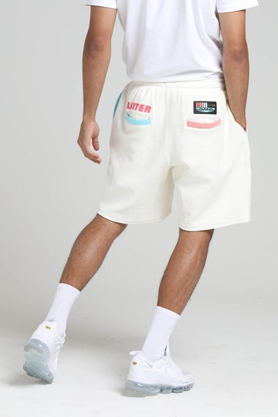 Loiter NYC Jammin Shorts Cream