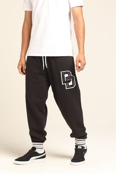 Draft Day D-Team Trackpant Black