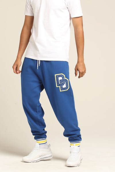 Draft Day D-Team Trackpant Blue
