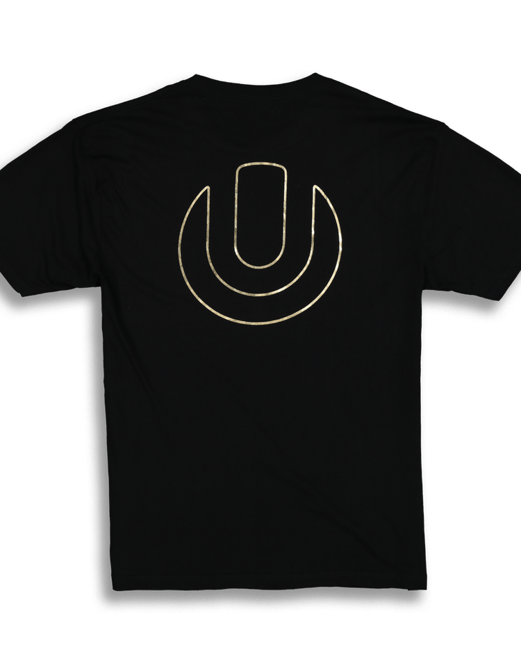 Ultra Australia Music Merch Limited Edition Tee Black