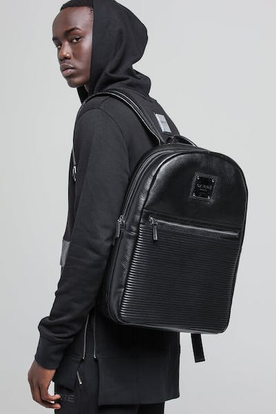 Carré Noir Backpack Black