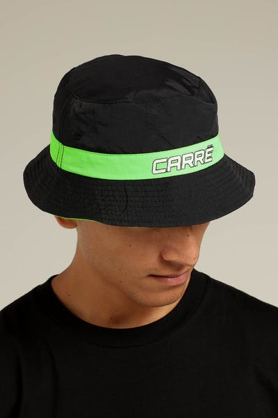 Carré Neon Reversible Bucket Hat Black Neon 411232f742aa