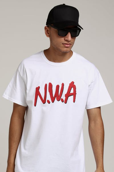 N.W.A That Sh#t Was Dope Tee White