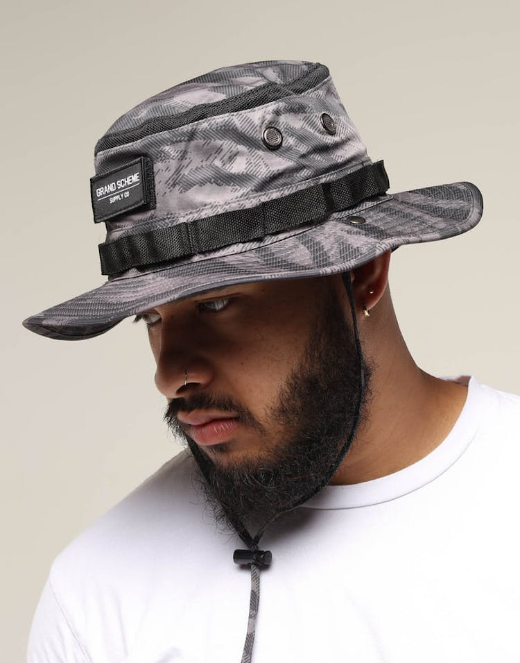 1bfa32e1 Grand Scheme tactical OPS Boonie Black – Culture Kings