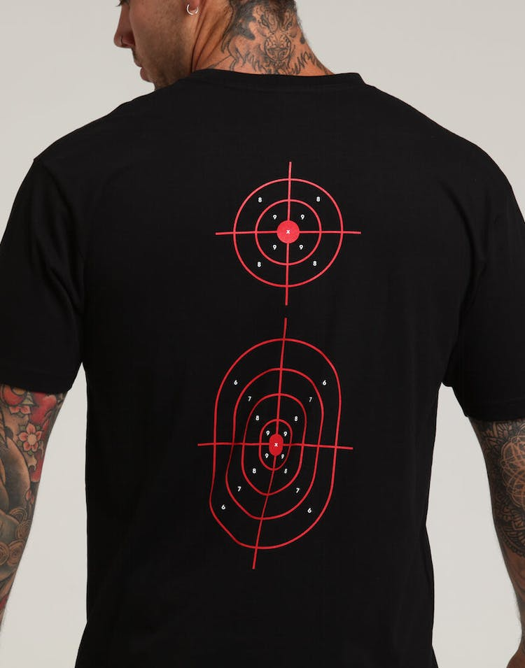 super popular c678e 78664 District Goods Target SS Tee Black