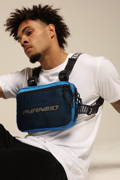 Black Pyramid Chest Rig Royal