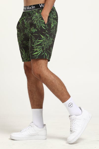 Grand Scheme Maui Wowie Shorts Black
