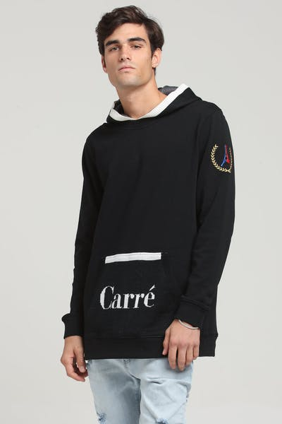 Carré Prive Hooded Sweatshirt Black