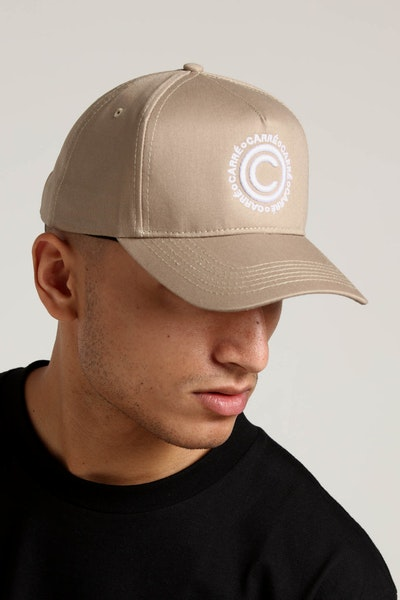 Carré Certified Snapback Stone