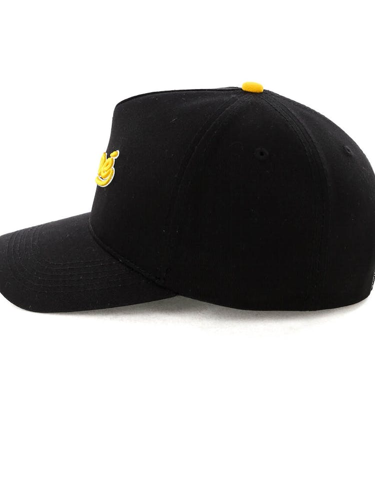 Carré Undefeated Snapback Black