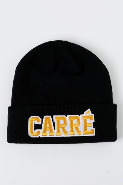 23cf1ca6841 Carré Undefeated Beanie Black
