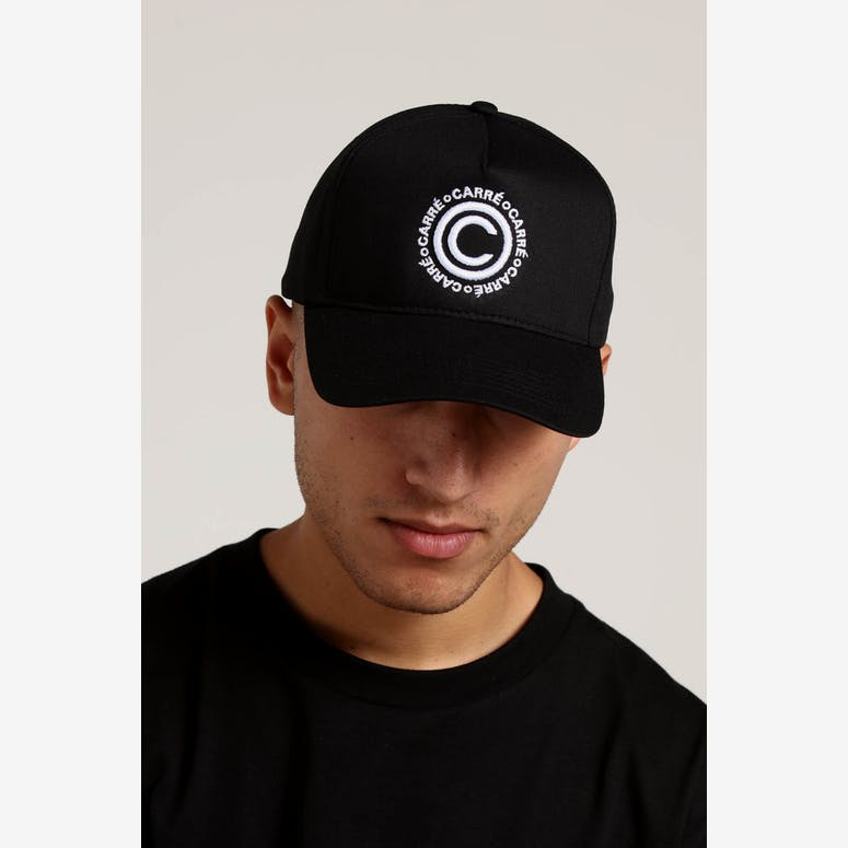 Carré Certified Snapback Black