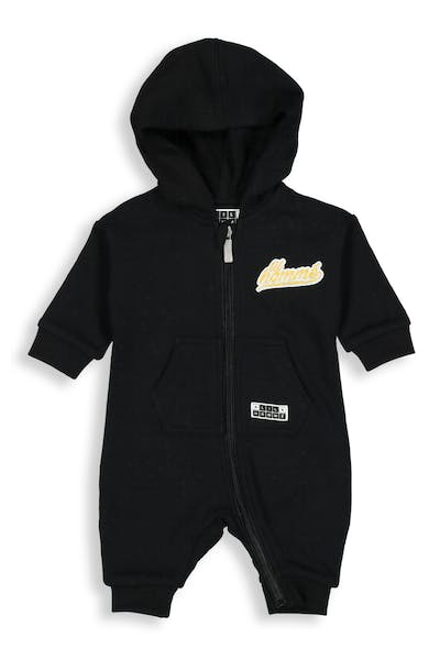 Lil Hommé LH Undefeated Chill Suit Black/Yellow