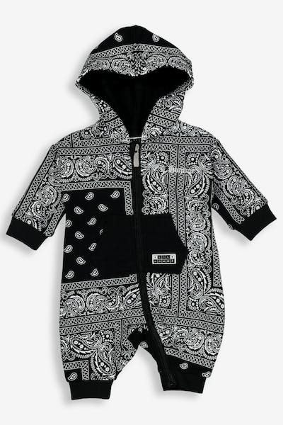 Lil Hommé LH Bandit Chill Suit Black