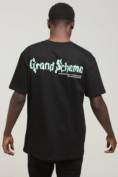 Grand Scheme Glowed Up Tee Black
