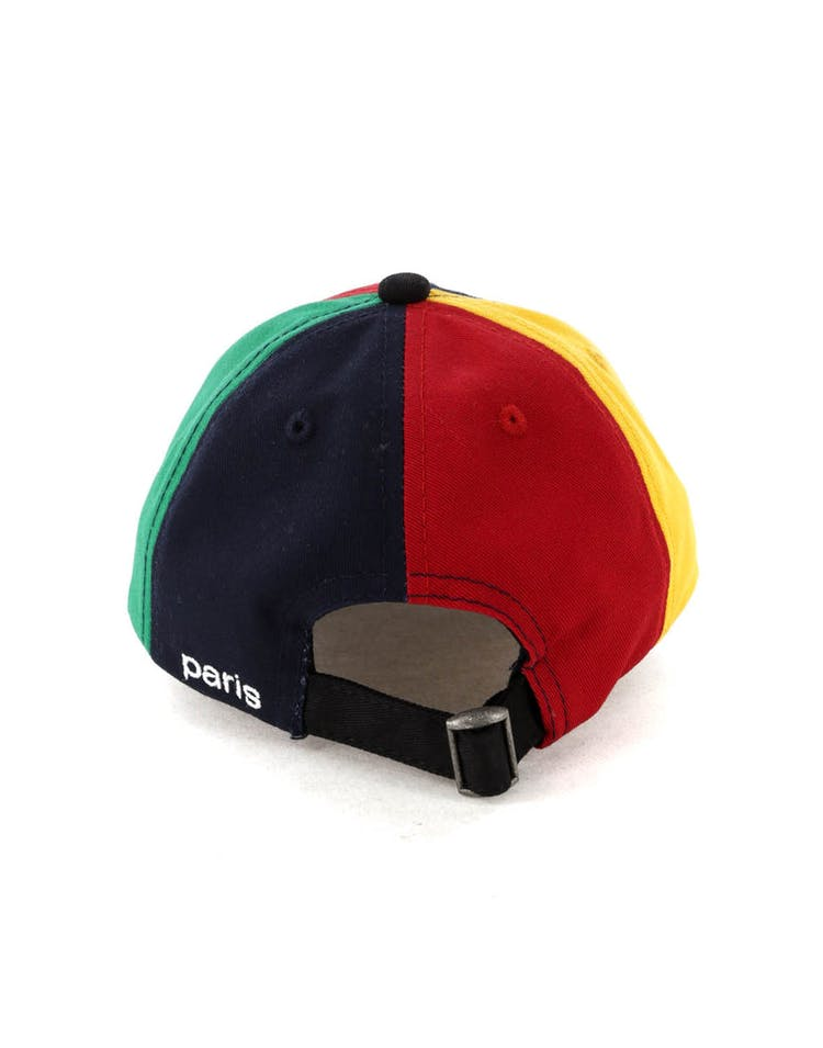 Lil Hommé LH Couleur Strapback Multi-Coloured