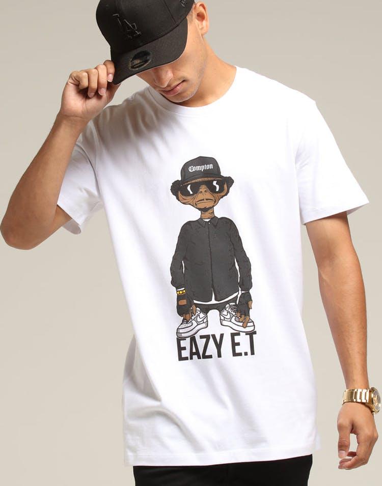 8f0d73bde21f83 Goat Crew Eazy E.T Tee White – Culture Kings