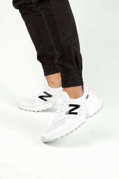 sports shoes 8b548 b40b6 New Balance 574S Black White ...