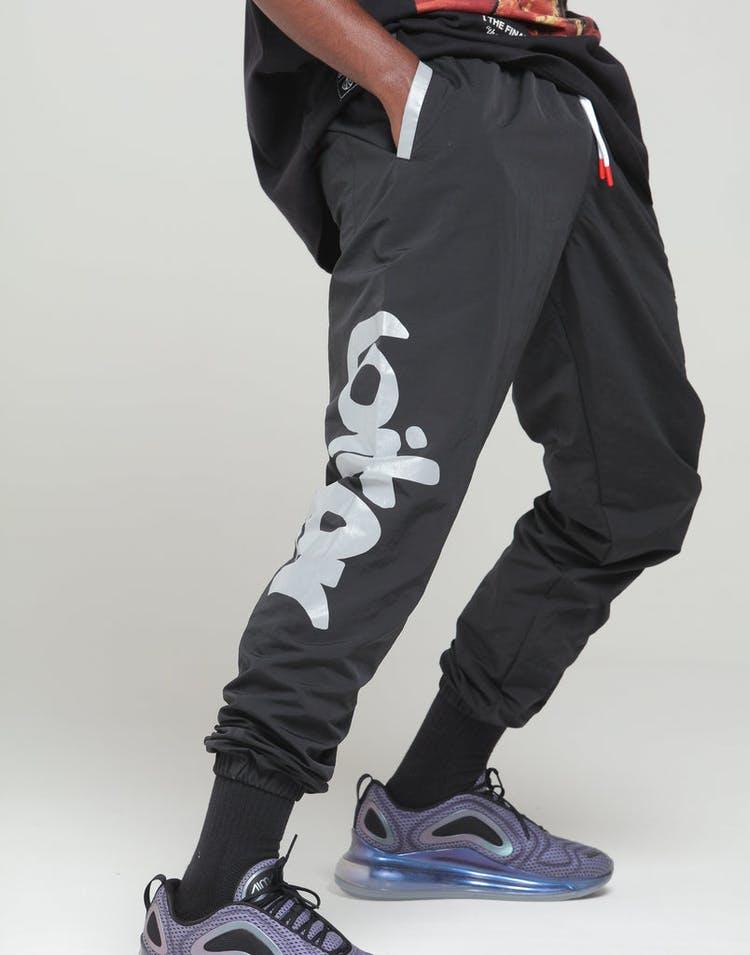 6949a7f075 Loiter NYC Star Walk Track Pants Black