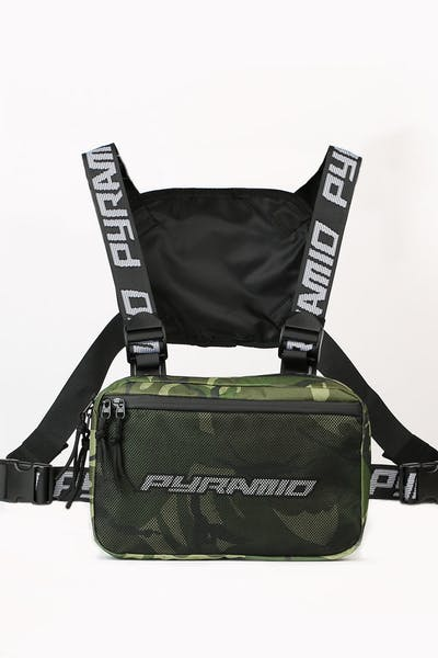Black Pyramid Chest Rig Camo