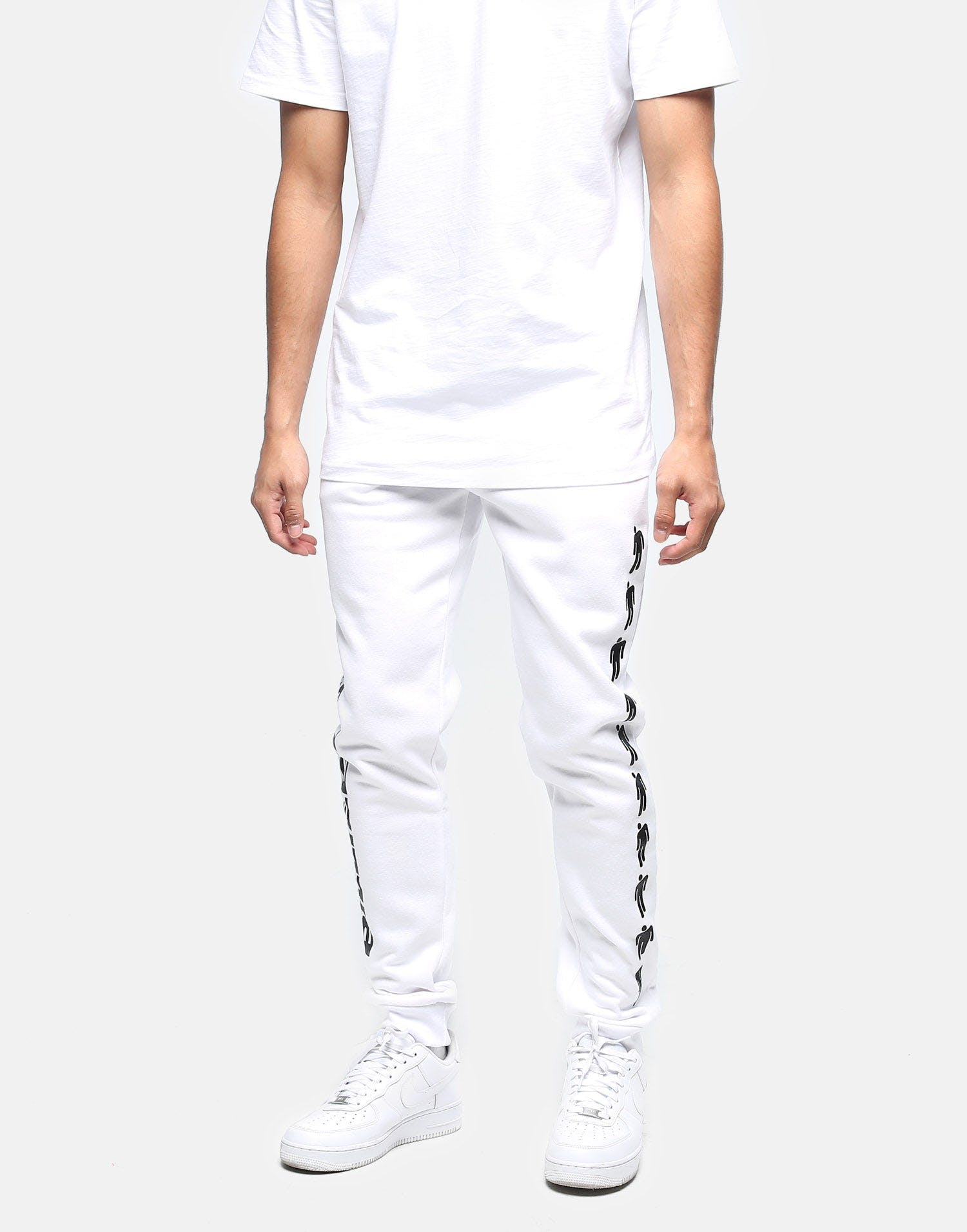 Billie Eilish Billieeilish Track Pants White Culture Kings