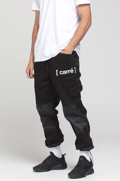 Carré Informed Cargo Pants Black