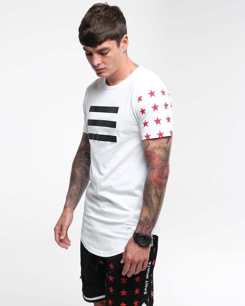 Saint Morta Revolution El Duplo SS Tee White