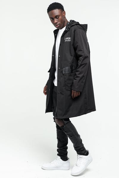 Carré Informed Parka Jacket Black