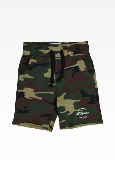 Lil Hommé Collective Short Camo