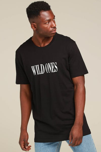 Goat Crew Wild Ones Tee Black