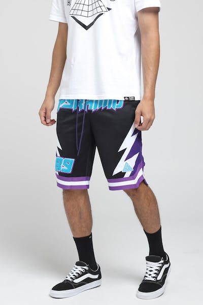 Black Pyramid Lightning BBall Short Black