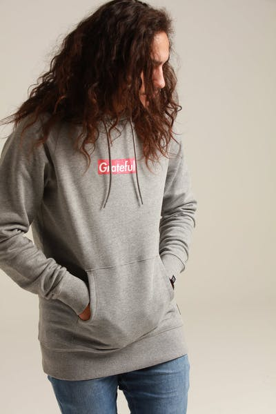 Goat Crew Grateful Hood Grey