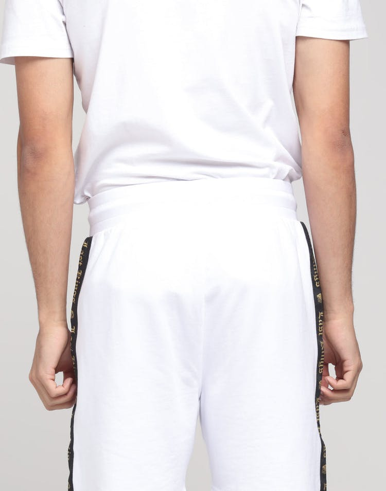 Last Kings Ultimate Shorts White