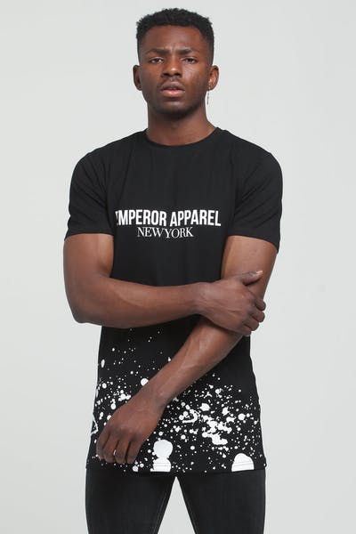 Emperor Apparel Vice TShirt Black/White