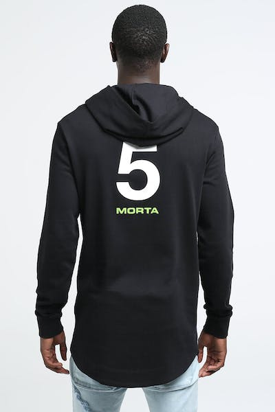 Saint Morta Flux Coven Hoody Black/Green