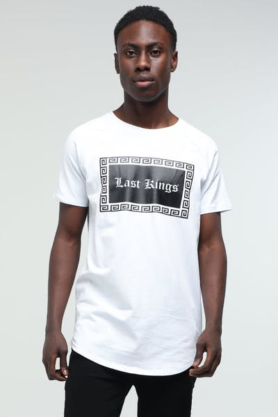 Last Kings Bounty Tee White