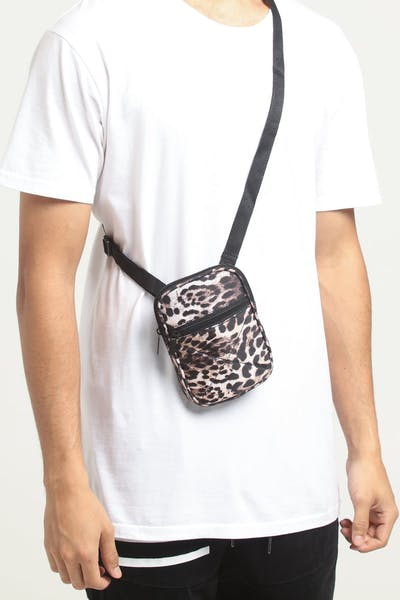 Burner Festival Bag Leopard