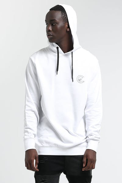 Elevn Section Hoodie White